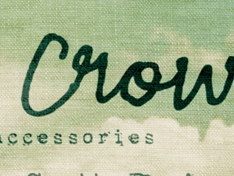 Miss Crow | Artful Accessories