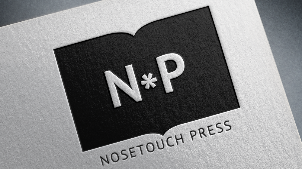 Nosetouch Press Logo Design