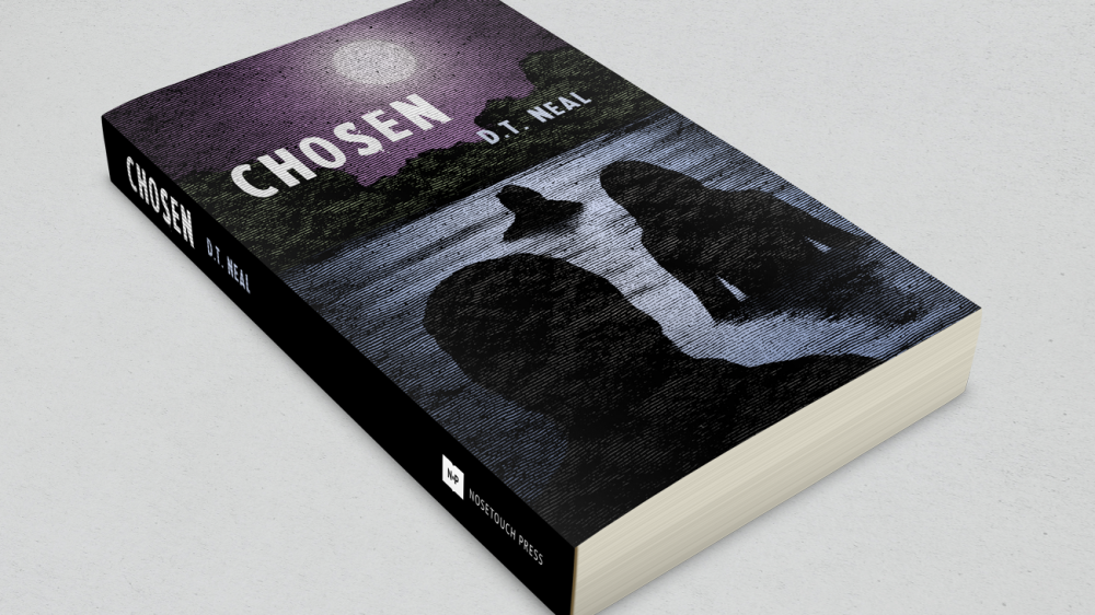 """Chosen"" Book Cover"