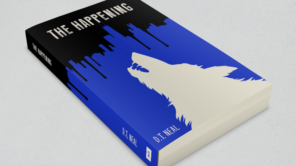 """The Happening"" Book Design"