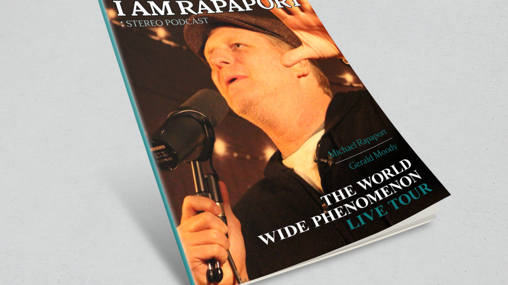 I Am Rapaport Press Kit