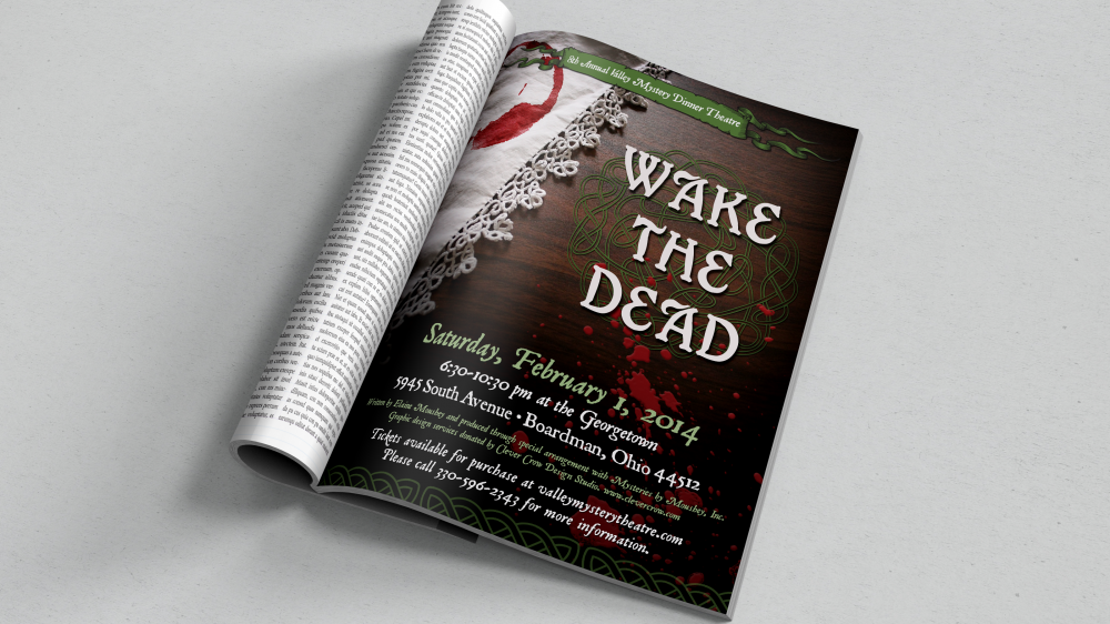 """Wake the Dead"" Ad"