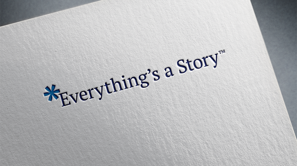 Aster Books Tagline Design