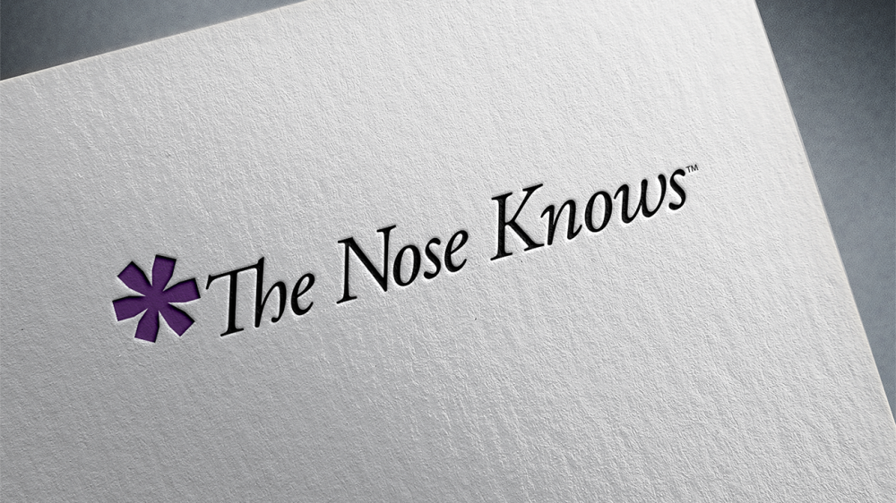 Nosetouch Press Tagline Design