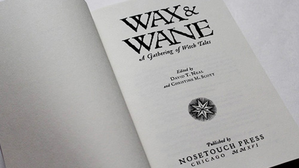 """Wax & Wane: A Gathering of Witch Tales"" Interior"