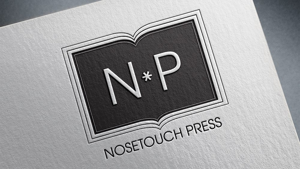 1970s Style Nosetouch Press Logo