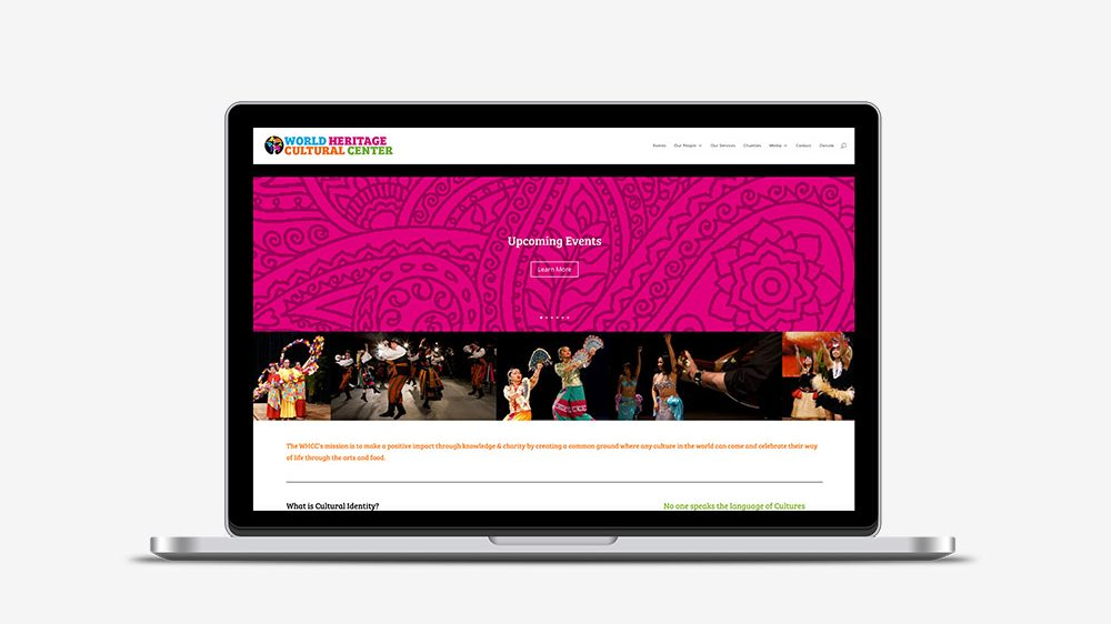 World Heritage Cultural Center Website