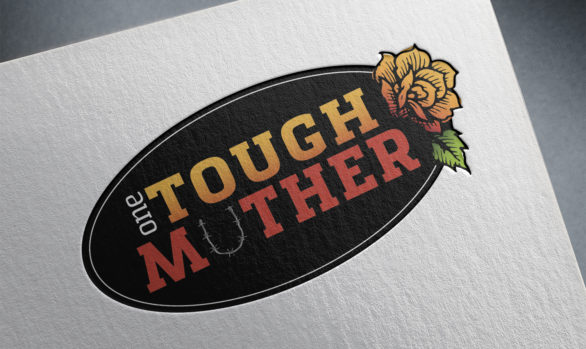 One Tough Muther Logo Refresh