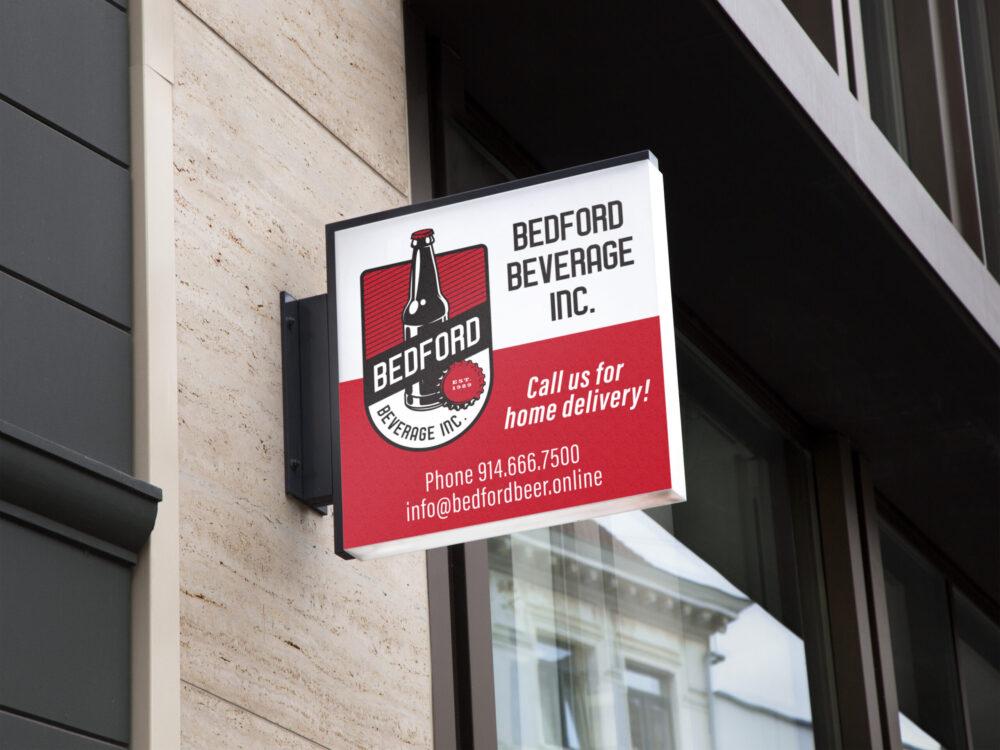 Bedford-sign